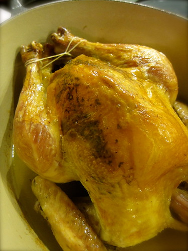 Local Food: Pot-Roasted Chicken