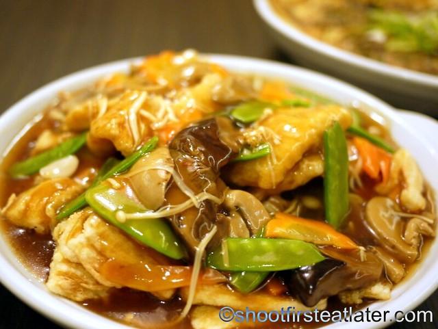 Hanobe taope with 3 kinds of mushroom P388 (M)