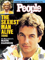 People - Mark Harmon
