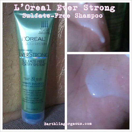 L'Oreal Ever Strong Sulfate-Free Shampoo