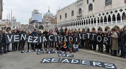 Venice, city of readers