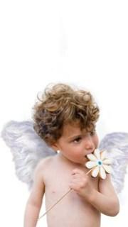 天使がやってくる