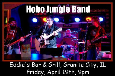 Hobo Jungle Band 4-19-13