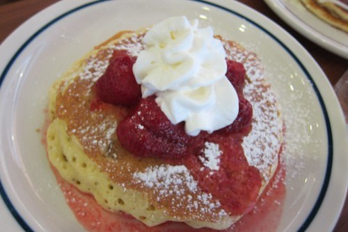 ihop strawberry