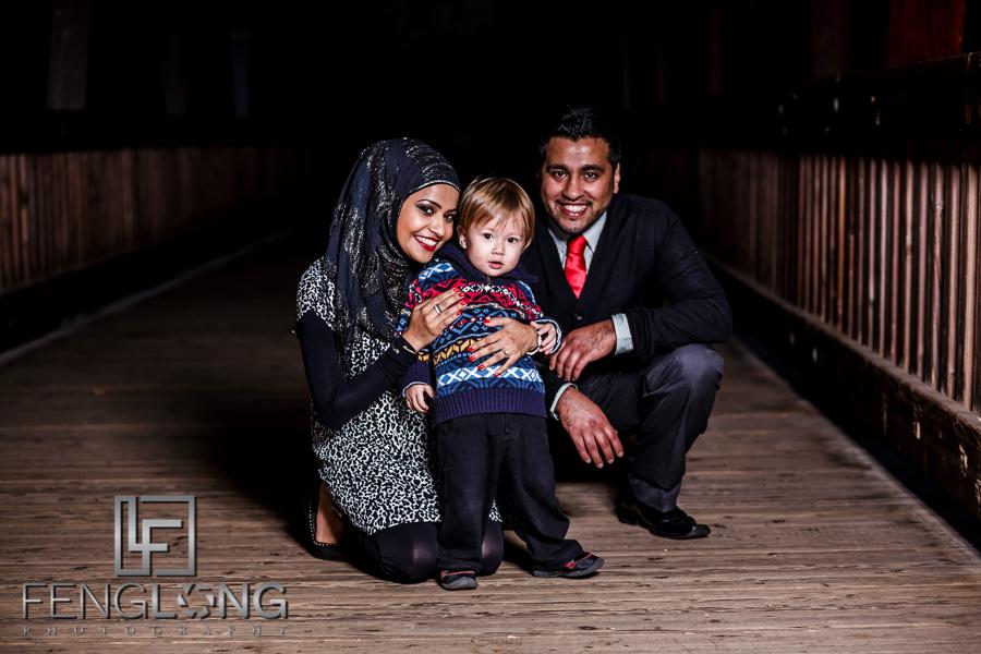 Behind the Scenes - Miles with Sani & Javed