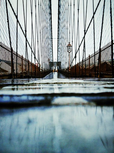 Lines Is What I See by Eleven ~ NYC~