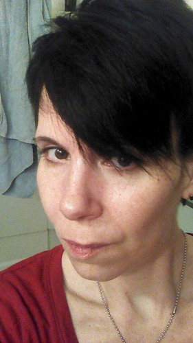 week 1 day 1 no makeup