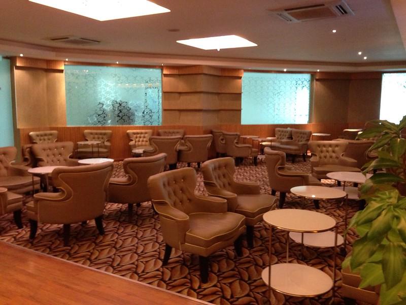 Maldivian Lounge at Male Domestic Airport