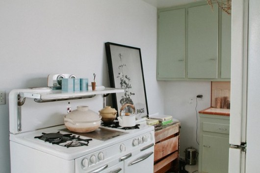 Claire Cottrell's Serene Home