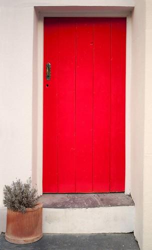 • Red Door •