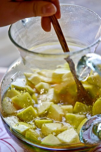 Green Apple Sangria-8