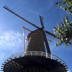 delftshaven windmill