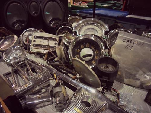 Classic Automotive Gauges