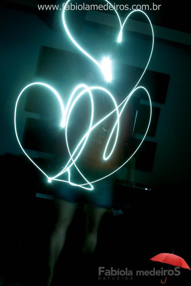 evento VIPTEEN - descobrindo o lightpainting