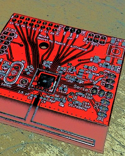 Pic of the day - Circuit Board Assembly