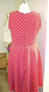 Shaner Dress Back View