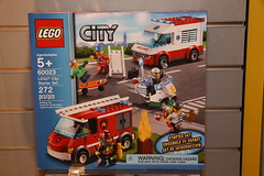 60023 LEGO City Starter Set 2