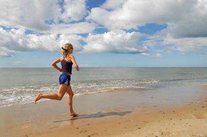 Tips para correr en vacaciones