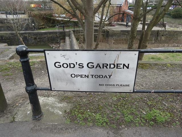 God's Garden, Bristol