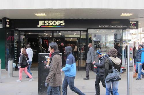 Jessops, Manchester Arndale