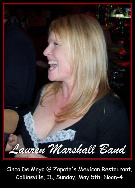 Lauren Marshall 5-5-13