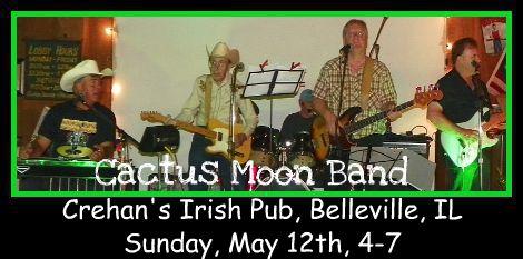 Cactus Moon Band 5-12-13
