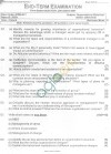 GGSIPU Question Papers Fifth Semester – end Term 2007 – ETMS-311