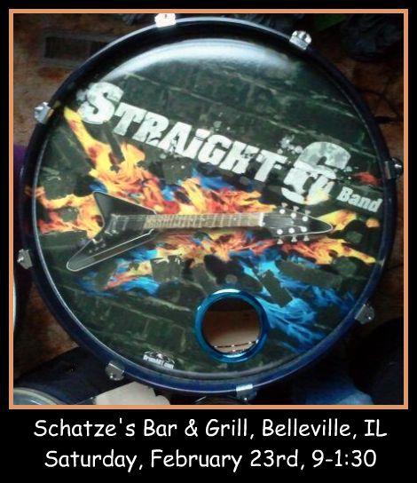 Straight 6 Band 2-23-13