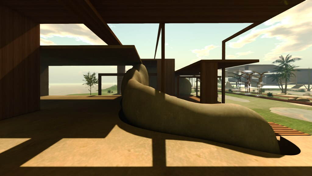 Botha's Installation 1 (side view)