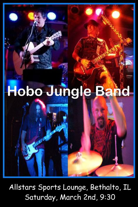 Hobo Jungle Band 3-2-13