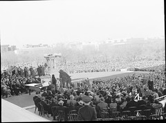 Marian Anderson Sings at Lincoln Memorial: 1939 # 2