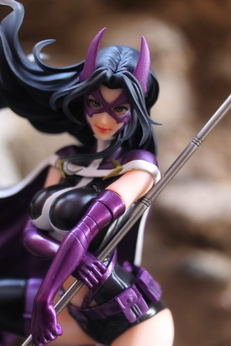 DC x Bishoujo Huntress