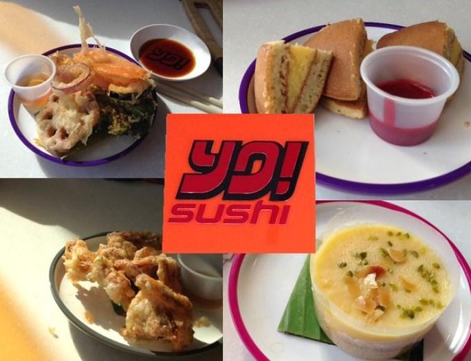 yo! sushi trinity leeds