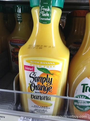Simply Orange with Banan