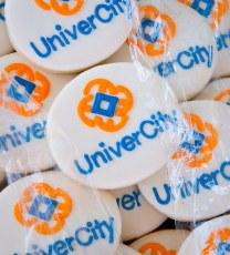UniverCity custom cookies