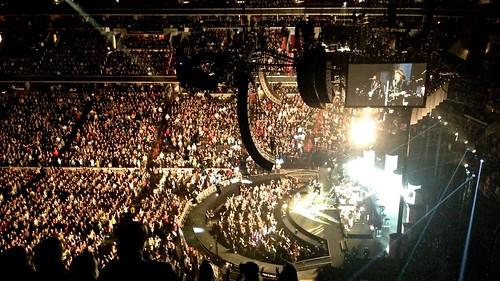 Bon Jovi at the Verizon Center