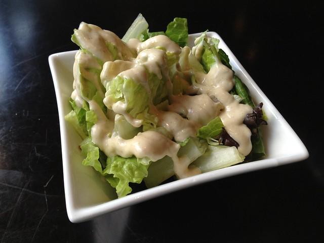 Side salad - Wasabi Bistro