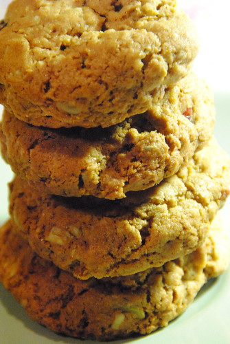 muesli cookies breakfast