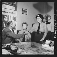 The DC Women Streetcar Operators of World War II