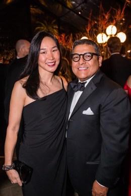 Carolyn Chang, Riccardo Benavides