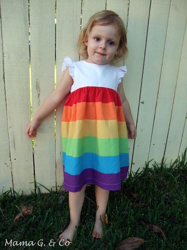 Rainbow Dress (5)