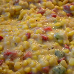 Corn Casserole: Ready for the Pan