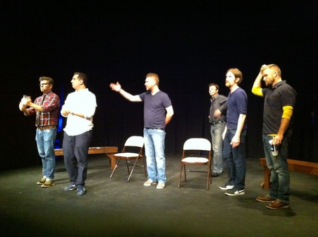The Orange County Improv Festival