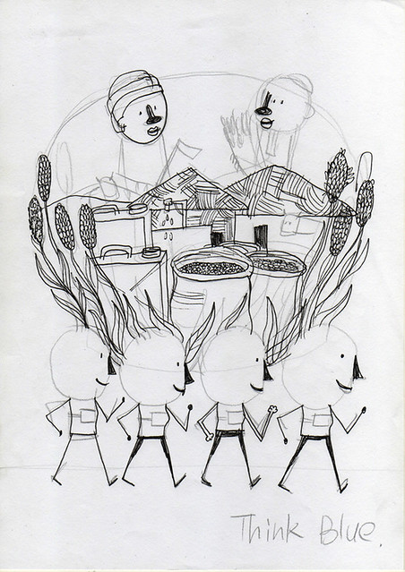 illustration-volkswagen-sketch