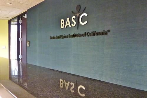 Brain And Spine Institute of California - Interior reception logo