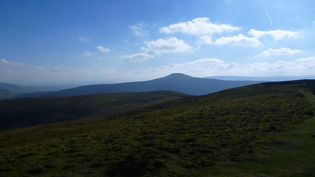 Sugar Loaf, Crug Mawr, Black Mountains