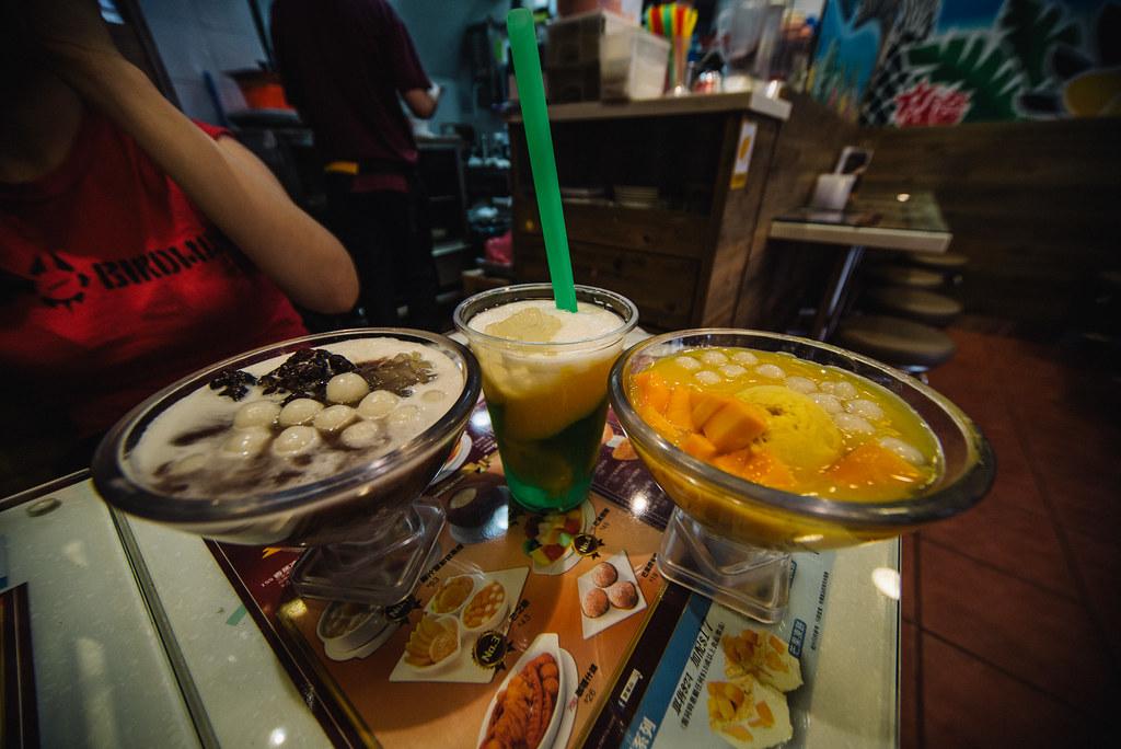 Hong Kong Dessert Party!!