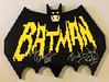 Batman Mosaic Signed!