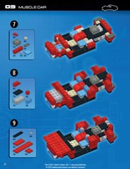 The LEGO Build-it Book, Vol. 1: Amazing Vehicles (p. 39)