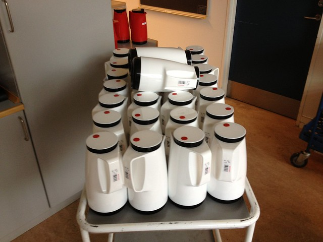 Coffee Pots (Hot)